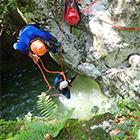 Canyoning en Savoie, www.mikia.org